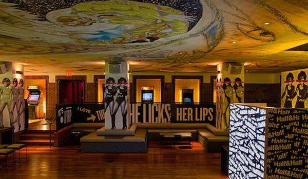 Business Networking Social Fun Half The Newest Hudson Hotel Hotspot