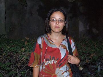 Irene Magistero, Organizer del Meetup crotonese Tutti con Beppe