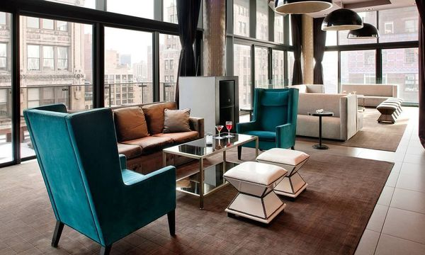 NYESN: Oct 20th Business Networking Party @ Gansevoort Park Rooftop