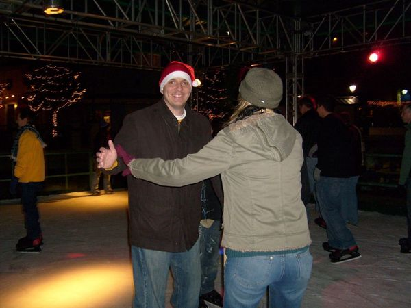 Ice Skating @ Monte Lago Village