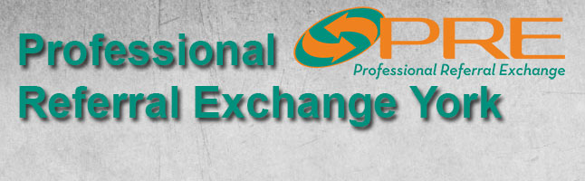 Professional Referral Exchange Meeting