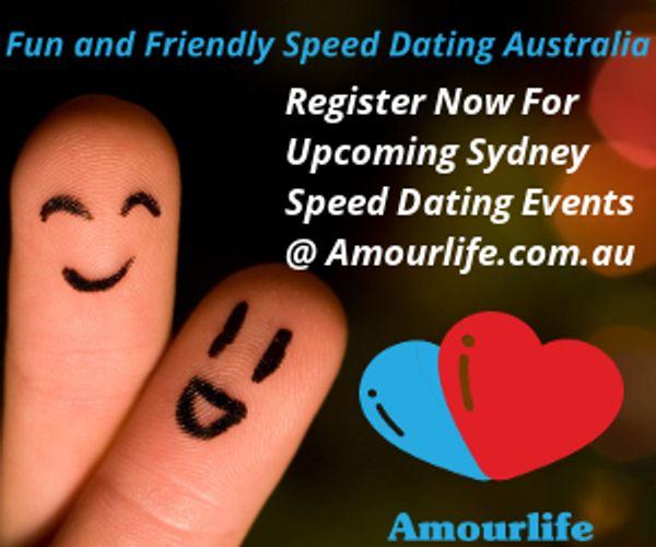 Speed dating meetup
