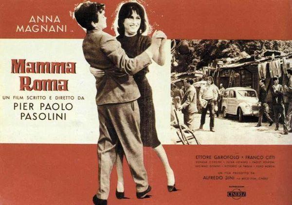 Film Night- Mamma Roma Directed by Pier Paolo Pasolini ...