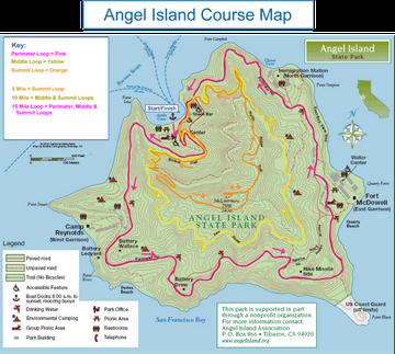 Angel Island Weather Hourly