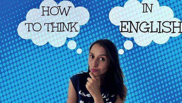 Think In English! Cómo cambiar el chip a otro idioma / Taller