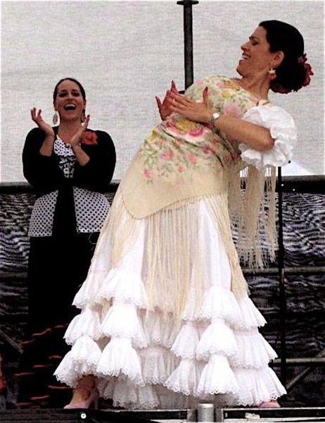 San Diego Flamenco Dancers