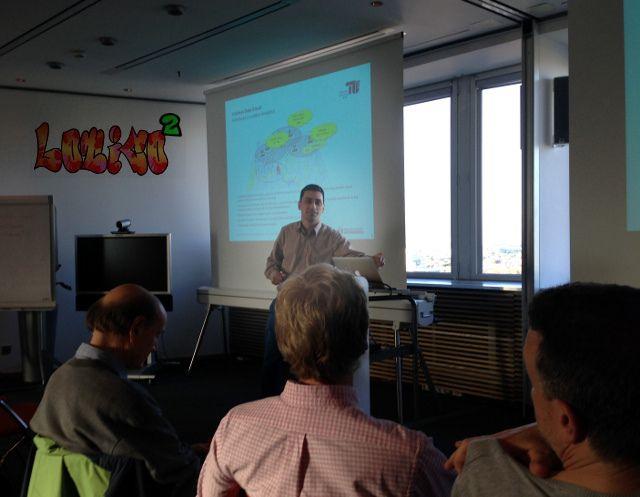 Abdulbaki @Berlin Semantic Web Meetup