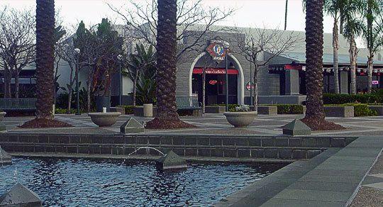 OC Sports building