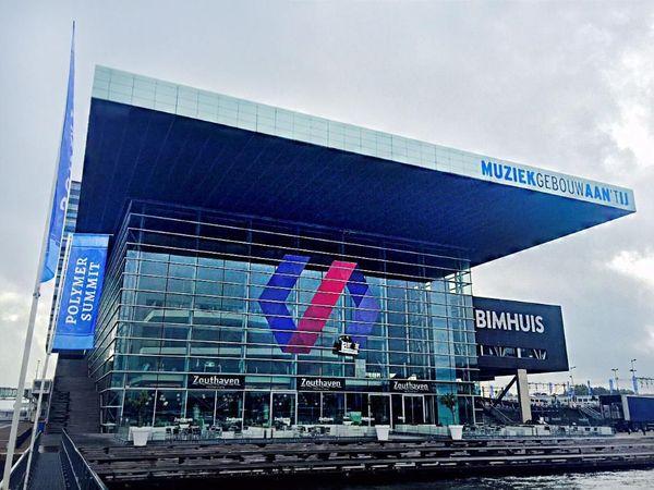 Polymer Summit Amsterdam - Nerdbase