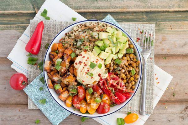 cours de cuisine buddha bowl (chili-légumes-sauces divines) sans ... - Cours De Cuisine Sans Gluten