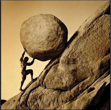 Young Sisyphus Tries To Move World >> Albert Camus The Myth Of Sisyphus Reason And Meaning