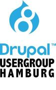 Drupal User Group Hamburg Logo