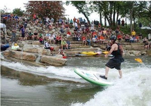 Dayton kayak poker run