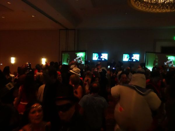 Halloween party music videos for dancing