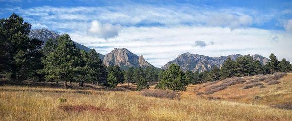 STSP: Shanahan Ridge/Mesa Trail Loop