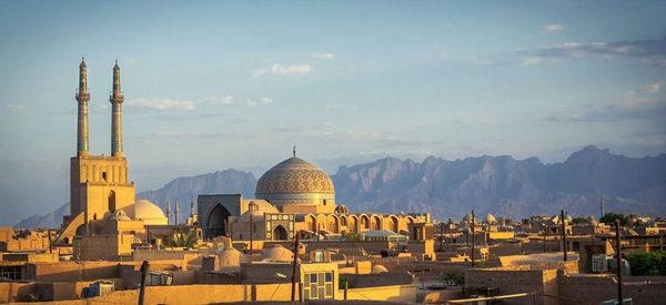 The Surreal Charm of Autumn Iran starting at Iran