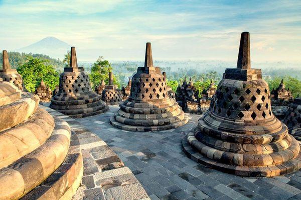 D N Borobudur  Mt Merapi  Dieng Plateau  Yogyakarta Adventure    TRAVEL  LEISURE  amp  CARE  TLC   Singapore    Meetup
