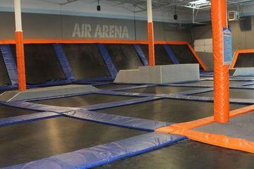 Airborne trampoline arena coupons