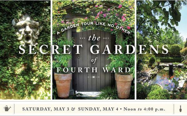 Fourth Ward Garden Tour