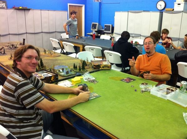 The Battleforge Lexington Kentucky Warhammer Invasion League