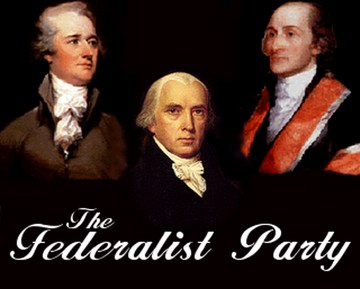 essay on the federalist party picture