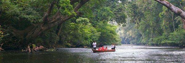 how to get to taman negara from singapore