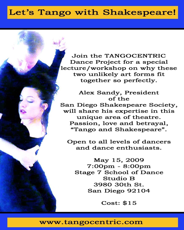San Diego Tango