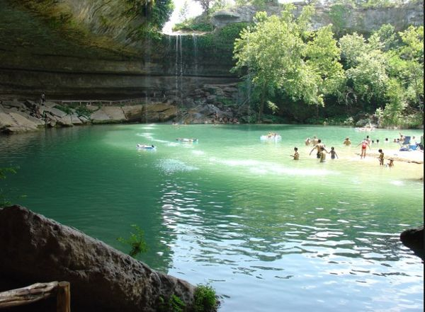 More swimming holes hamilton pool outside in texas - Hamilton swimming pool san francisco ...