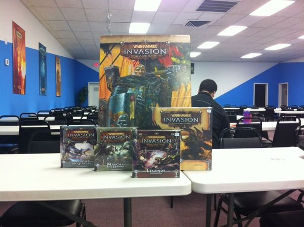 Louisville Warhammer Invasion League Draft