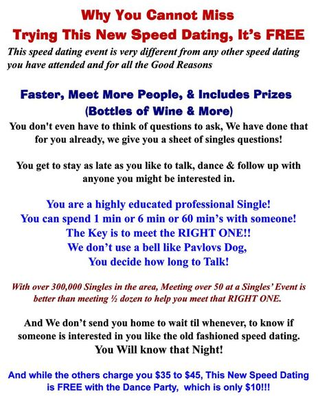 Cincinnati vineyard speed dating