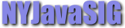Description: NY JavaSIG