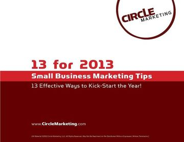 valuable e book on merketing from circle marketing business