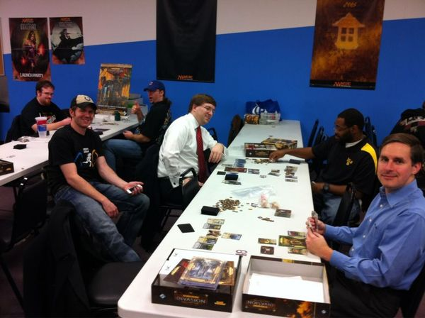 Louisville Warhammer Invasion Tournament