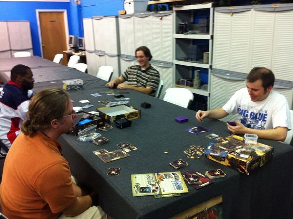 Warhammer Invasion League Lexington Kentucky The Battleforge