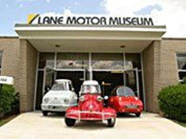 Lane Motor Museam
