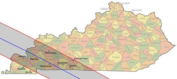 See The Kentucky Solar Eclipse On August21 2017 Eventupon
