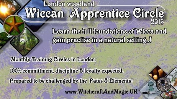 Wiccan Apprentice Circle 2015 in London