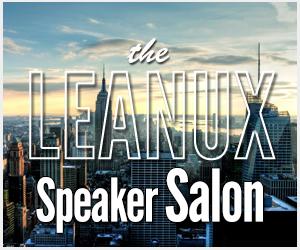 LeanUX Speaker Salon