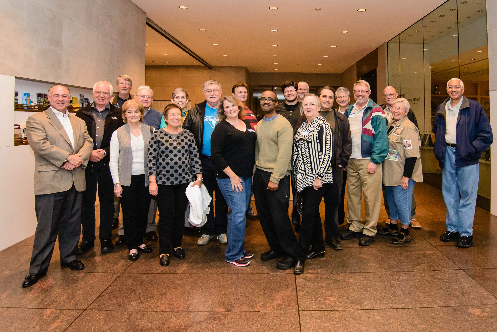 After meeting social time houston photographic society for Houston social groups