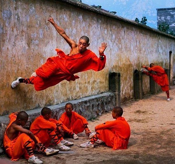Let U2019s Go U2026to The Legendary Shaolin Temple
