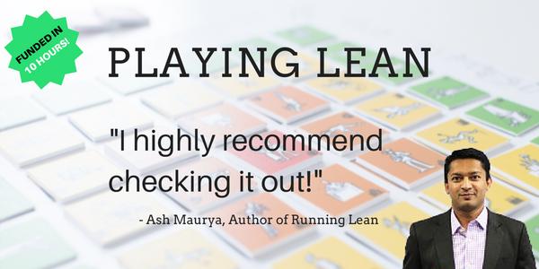 Ash Maurya, Author of Running Lean