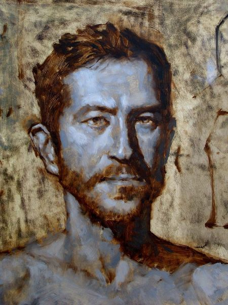 Drawing & Painting Demo with Ramon Hurtado - 600_353515422
