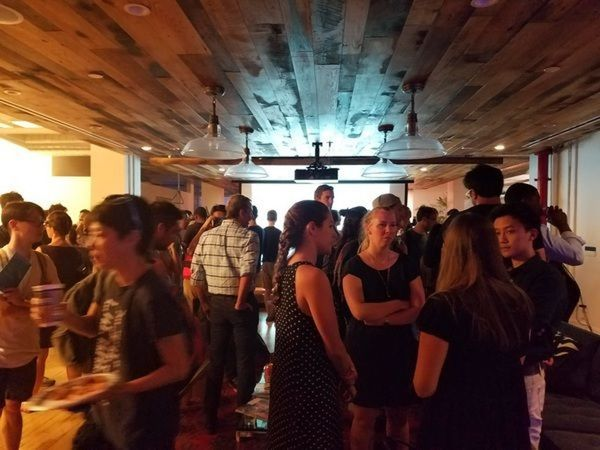This Meetup Will Be At The Nordic Bar As A Way To Meet And Greet Share Ideas With Other Filmmakers While Discussing Film In An Informal Setting Over