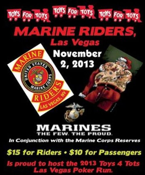 Las Vegas Toys For Tots : Toys for tots riders of nevada las vegas nv meetup
