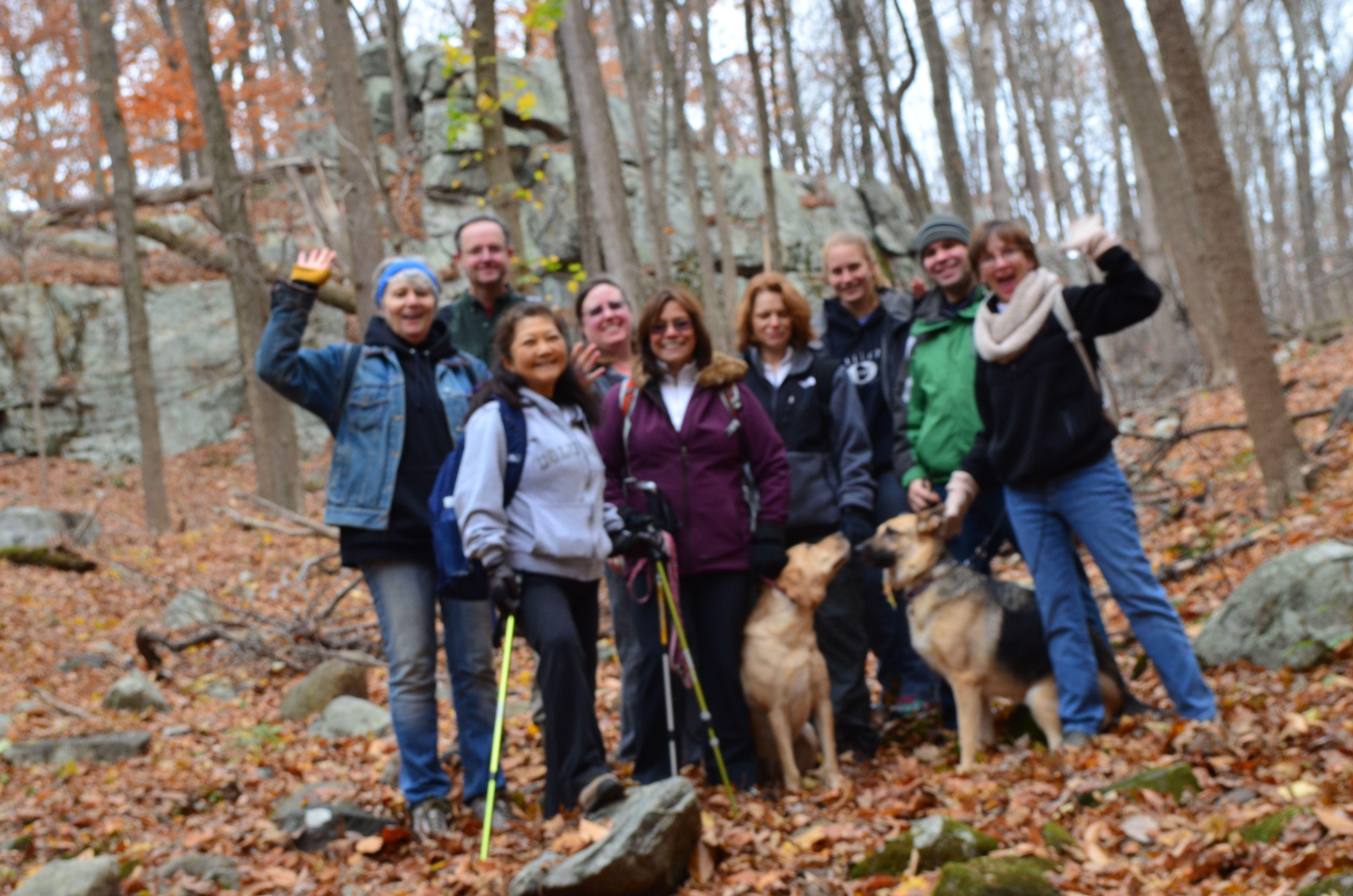 Day Hike Dog Westchester County Ny