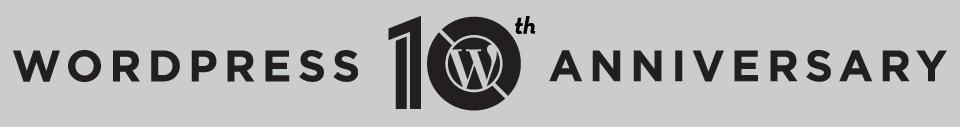 10 urodziny wordpress -a