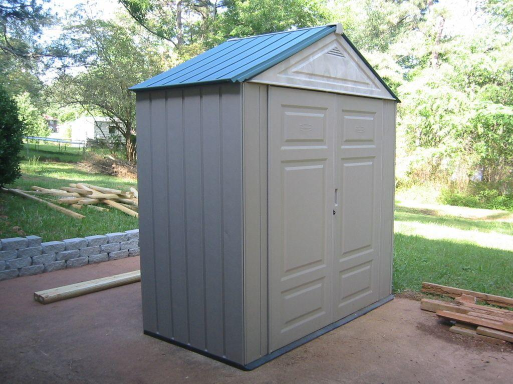 Minanda: Plans rubbermaid shed 7x7
