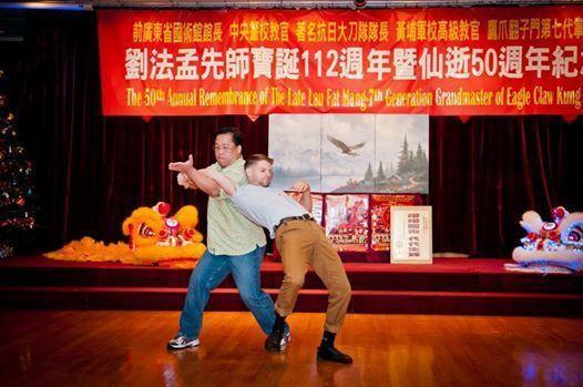 Eagle Claw Kung fu Eagle Rock Benson l Eagle Claw Kung fu