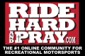 Ride Hard and Pray
