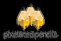 pixilated pencils